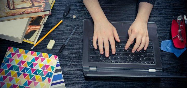 Jak napsat práci do školy